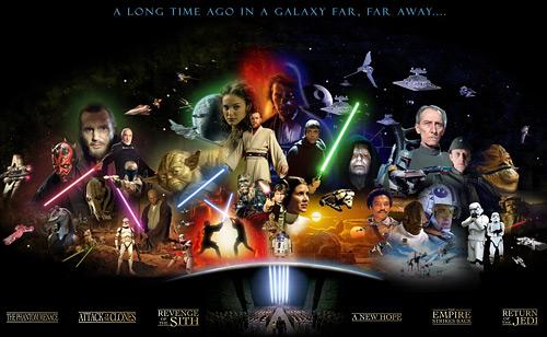 Звездные войны в 3D